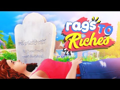 OUR NEXT VICTIM 😈 // The Sims 4: Rags To Riches #10