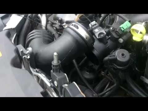 Проблема с EGR Форд Фокус EGR problem Ford Focus