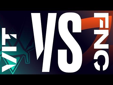 VIT vs. FNC - Week 4 Day 1 | LEC Spring Split | Vitality vs. Fnatic (2020)