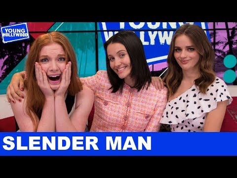 Joey King & Slender Man Cast Play Truth or Dare & Share First Crush Stories!