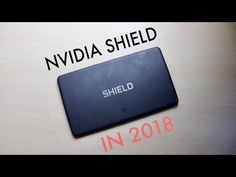 Nvidia Shield K1 In 2018! (Still Worth It?) (Review)