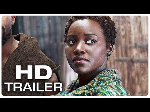 BLACK PANTHER Love Interest Trailer (2018) Marvel Superhero Movie HD