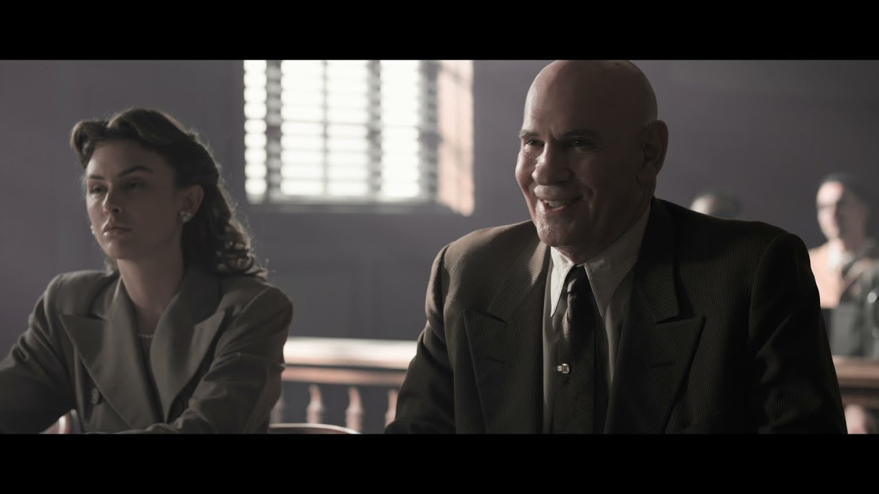 American Traitor: The Trial of Axis Sally (Vertical Entertainment & Redbox  | Official Trailer) - YouTube