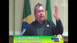 Claudio Maroca Pronunciamento 11 10 17