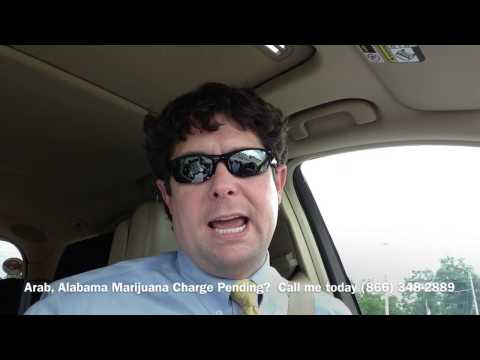 Arab, Alabama Marijuana Drug Crime Attorney - Drug Charge Marijuana Lawyer Arab, AL