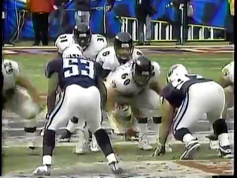 2000 AFC Playoffs Ravens at Titans 1-7-01 (Part 3 of 3)