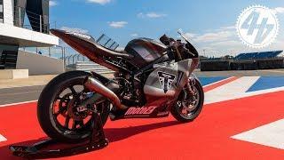 Triumph Moto2 | DYNO