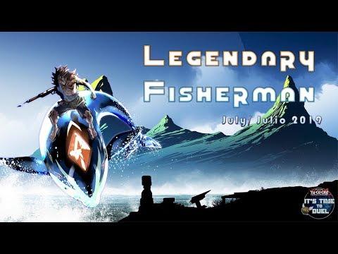 Legendary Fisherman Deck (July/ Julio 2019) - Peticiones De Subs