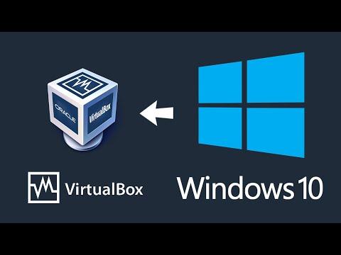 Install Windows 10 Using Virtualbox (UEFI)