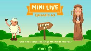 MINI LIVE IPNONLINE Ep 43: GUIA-ME NAS VEREDAS DA JUSTIÇA (Lic. Davi Medeiros) 01/09/2020