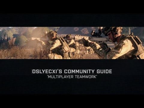 Arma 3 - Community Guide: MP Teamwork