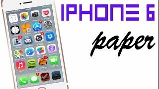 Как сделать iPhone 6 из бумаги (Айфон 6)(Канал переехал на https://www.youtube.com/channel/UCBame8Q_AhmZw_hyvzEf0aw?sub_confirmation=1 На этом канале будет в 3 раза больше видео, ..., 2015-04-03T12:37:37.000Z)