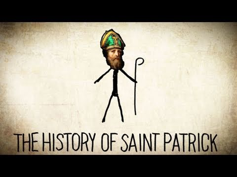 Video image: The History of Saint Patrick