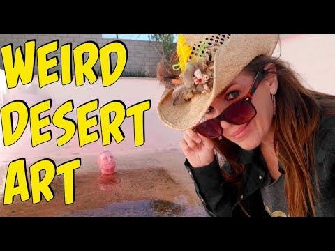 X Marks the Spot: Desert X Art Treasure Hunt