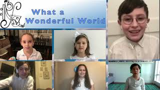 What a Wonderful World- RFA 2021