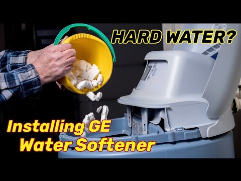 HOW-TO INSTALL A WATER SOFTENER
