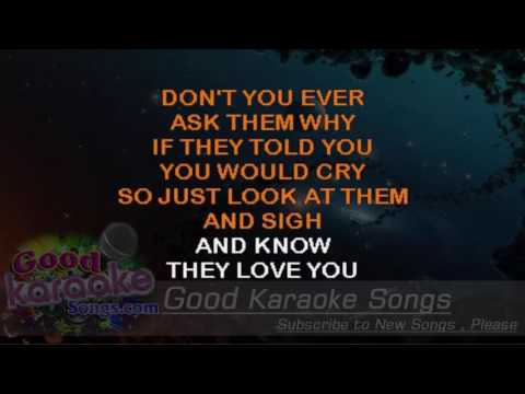 Teach Your Children  -  Crosby, Stills, Nash and Young (Lyrics Karaoke) [ goodkaraokesongs.com ]