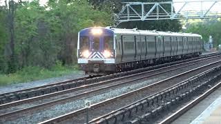 Metro North / Amtrak - Greystone - Express and Local Trains