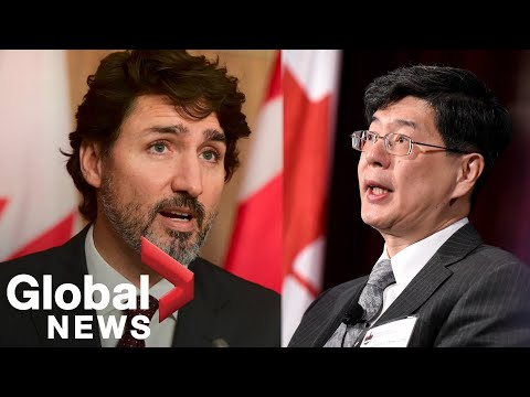 Trudeau Says Canada Will Not Stop Calling Out China For