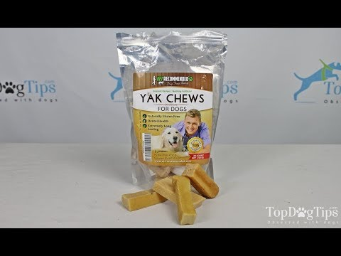 Vet Recommended Yak Chews for Dogs Review (2018)