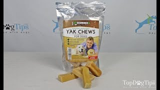 Vet Recommended Yak Chews for Dogs Review thumbnail