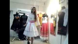 Авторское платье в украинском стиле(, 2013-11-21T07:18:54.000Z)