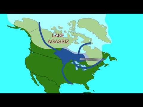 LAKE AGASSIZ: POSTGLACIAL LAKE