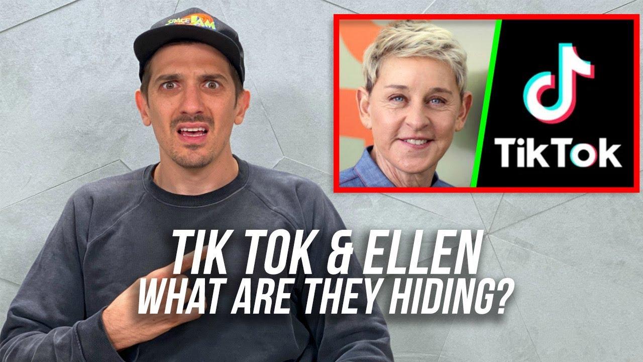 TikTok & Ellen Share Evil Secret | Andrew Schulz