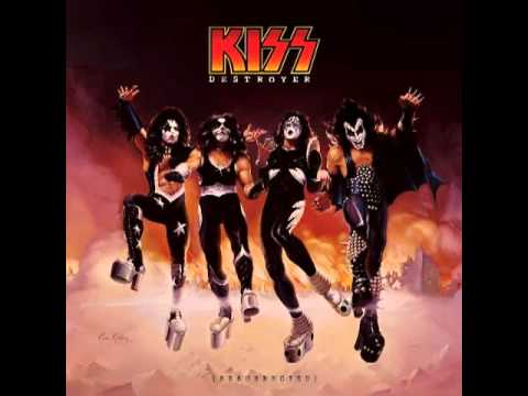 KISS  God of Thunder  2012 Remix   Destroyer Resurrected Album 2012