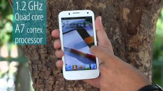 Quick Tour of the Gionee GPad G2