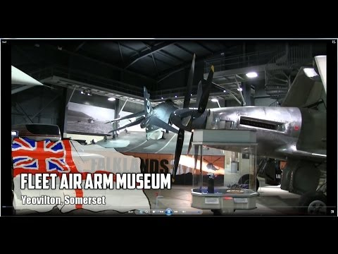 Fleet Air Arm Museum with The Mighty Jingles - Part 3