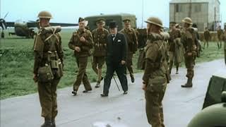 Вторая мировая война в цвете HD серия #7 Перелом