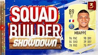 Fifa 20 Squad Builder Showdown Advent Calendar!!! KYLIAN MBAPPE!!! Day 3 Vs Jack