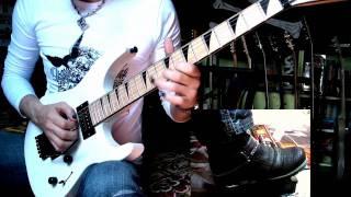The Crush of Love - Joe Satriani guitar cover (HD)