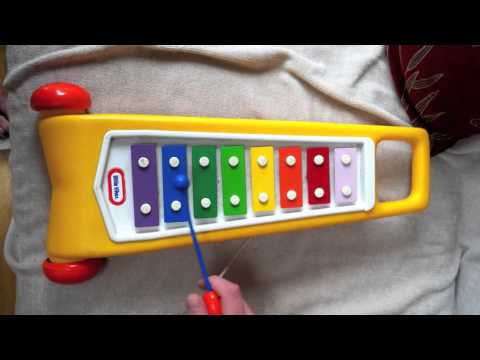 In The Night Garden (Little Tikes Xylophone)