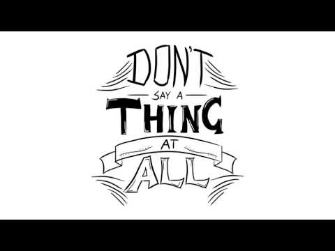 The Coconut Kids - Lullaby (Don't Say A Thing) - Official Video