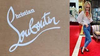 d4d41138ccd5 Christian Louboutin shoes unboxing