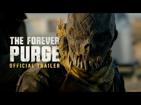 The Forever Purge - Official Trailer [HD]