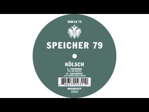 Kölsch - Cassiopeia feat. Gregor Schwellenbach 'Speicher 79' EP