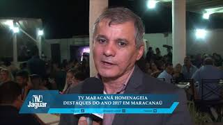 Prefeito Firmo Camurça prestigia festa Destaques 2017 na cidade de Maracanaú