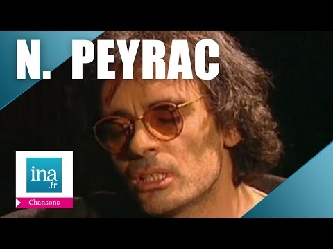 Nicolas Peyrac, le best of (compilation) | Archive INA