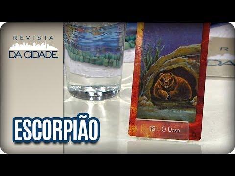 Previsão De Escorpião 07/01 à 14/01 - Revista Da Cidade (08/01/2018)