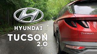 Hyundai Tucson - что сказать, разгон 0 - 100