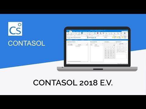CONTASOL 2018 E.V.