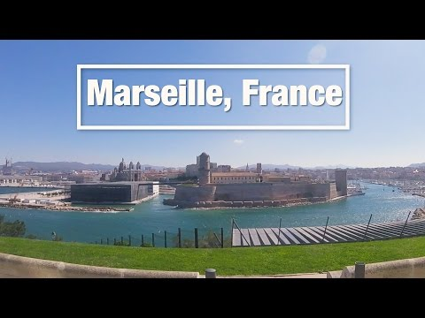 City Walks: Marseille, France