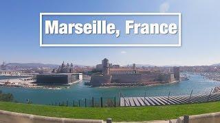 City Walks: Marseille, France
