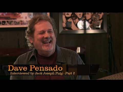 Pensado's Place #92 - Dave Pensado interviewed by Jack Joseph Puig (Part 2 of 2)