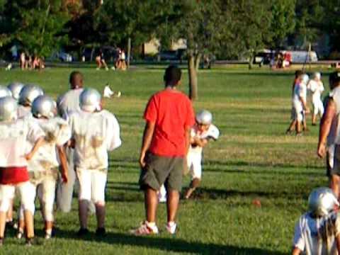 Matthews Football Practice 2