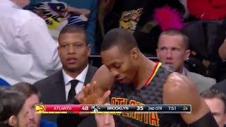 Dwight Howard Dabs On Jeremy Lin