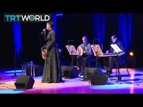 Exploring Sevdah music of the Balkans with Damir Imamovic and Amira Medunjanin